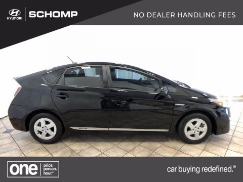Pre-Owned 2011 Toyota Prius I FWD Hatchback