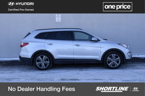 Certified Pre-Owned 2016 Hyundai Santa Fe Limited