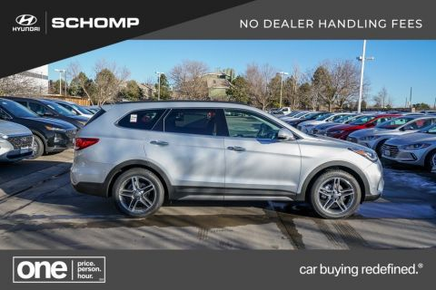 New 2019 Hyundai Santa Fe XL Limited Ultimate
